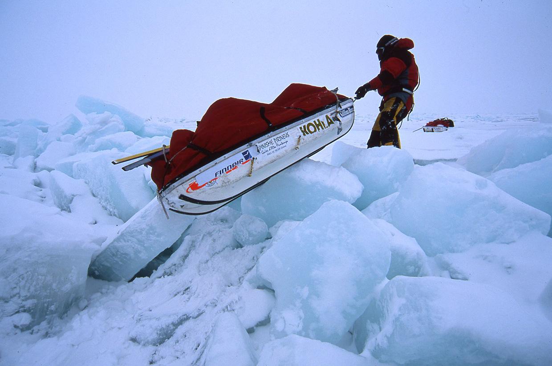 The Frozen Baltic