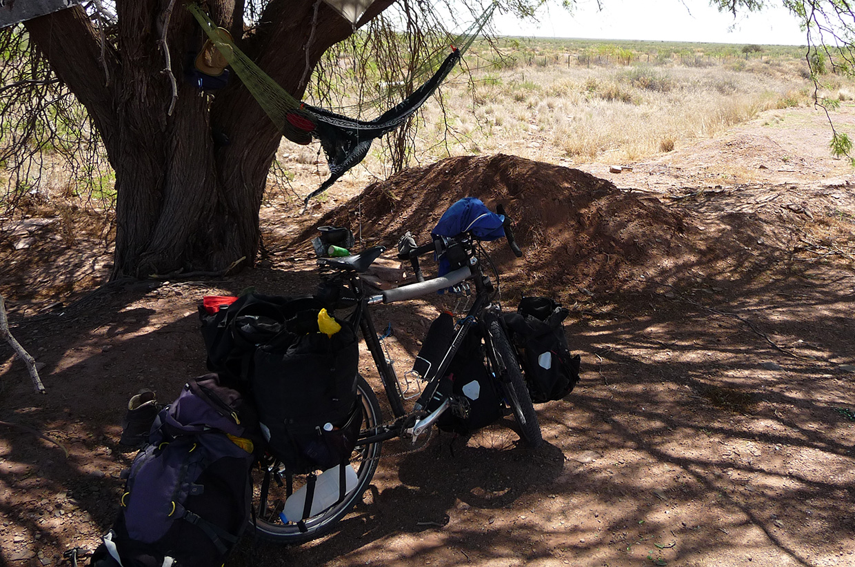 Cycling The Kalahari