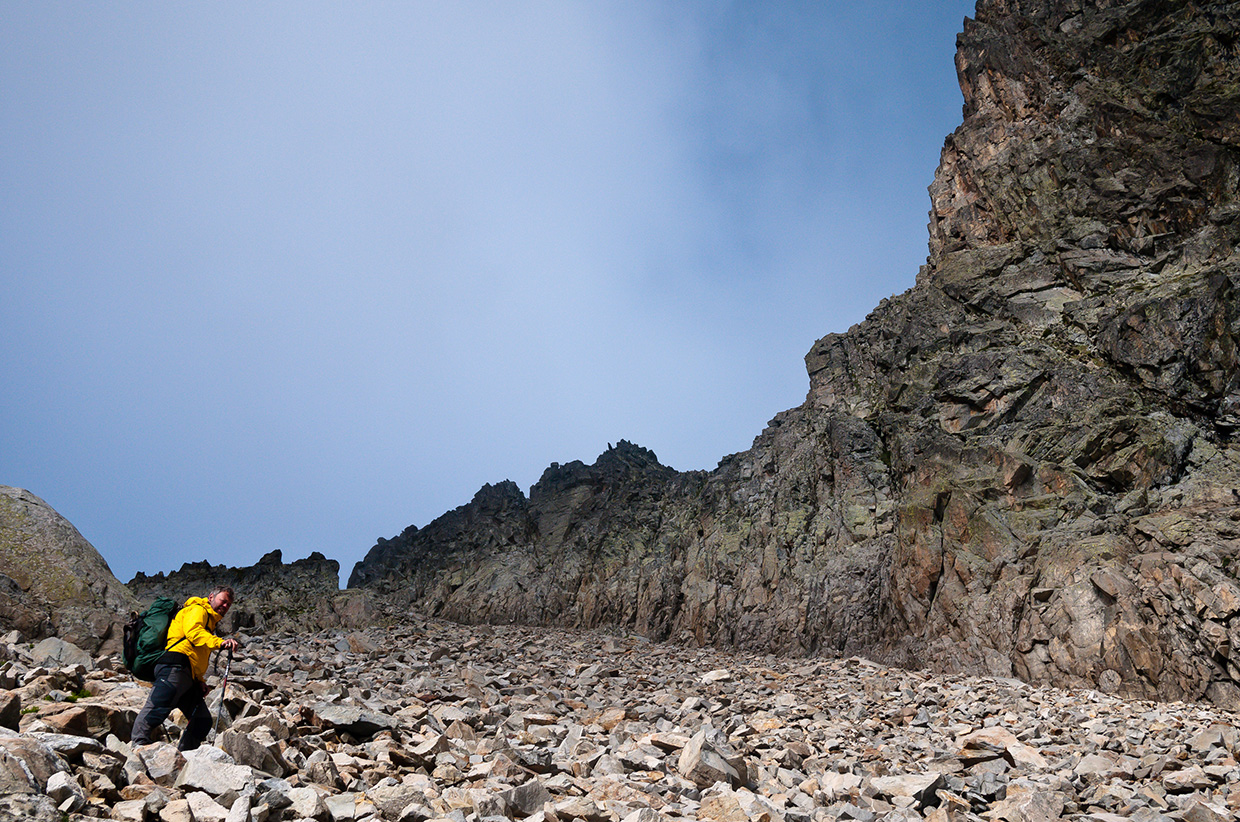 The Haute Route Pyrenees