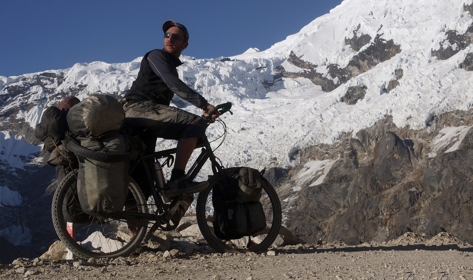 Snail's Pass - Across the Andes by Bike