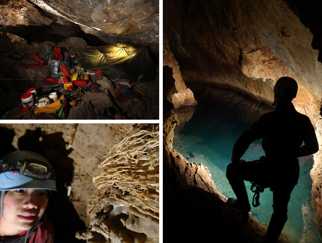 The Ario Caves Project - Photo by Jeff Wade
