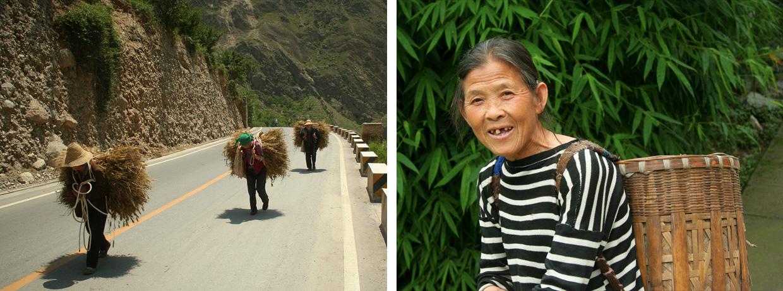 Cycle Touring in China - Photo by Ryan Davies