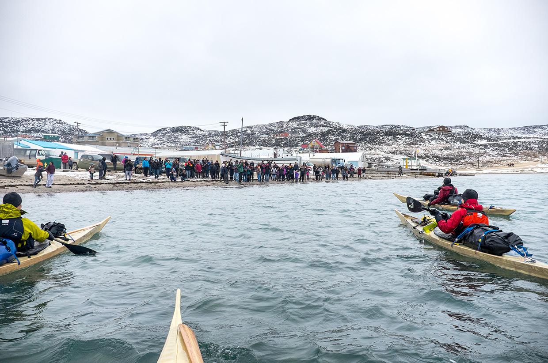 Kayaking across Baffin Island - The Pittarak Expedition