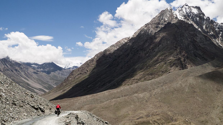 Cycling the Indian Himalaya - Gerard Castellá