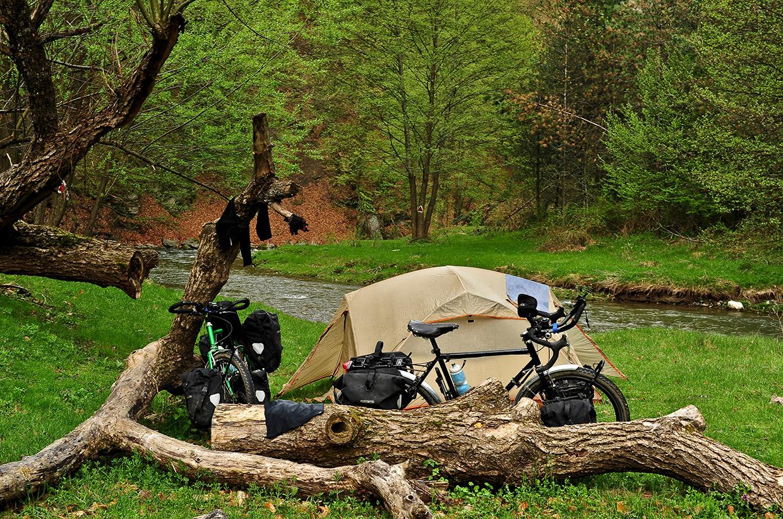 Camping in Romania