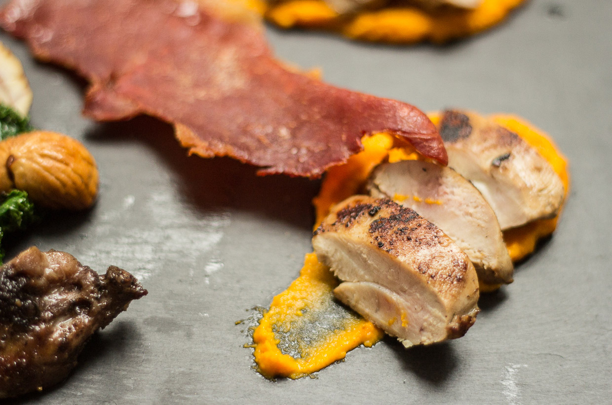 Hogmanay - A Sidetracked Cooking Wild Recipe - Photo by Claire Burge
