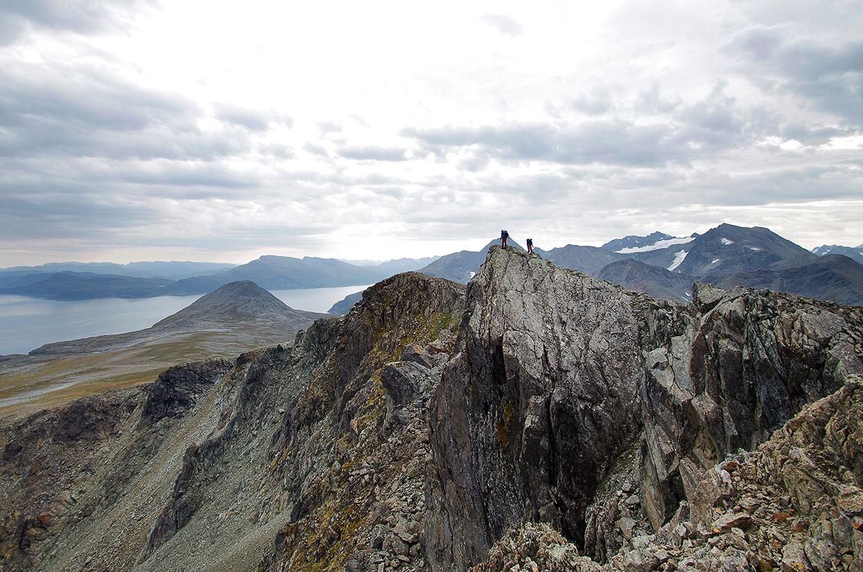 The Final Peak
