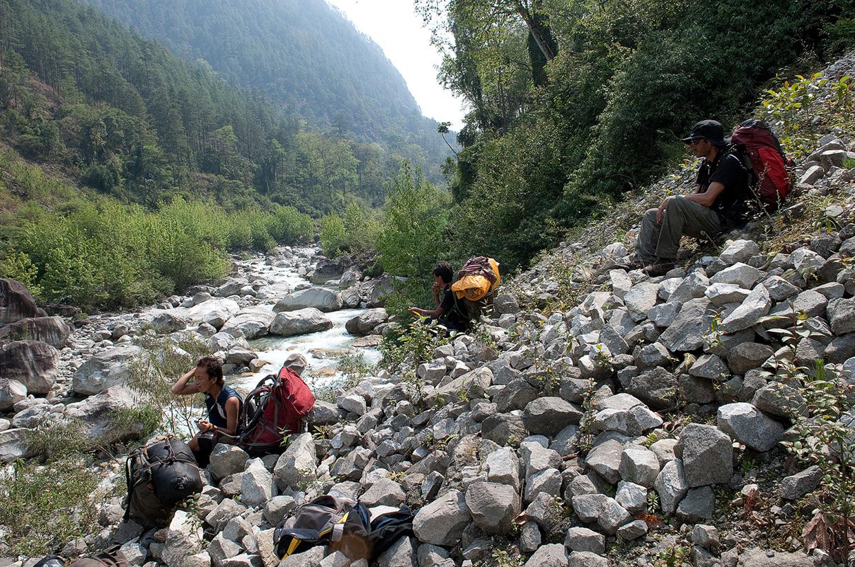 Ghalum valley - Eastern Himalayas - Photo © Amar Dev Singh