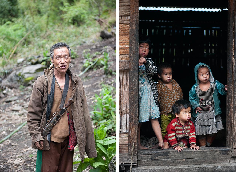 The Mishimi Tribe - The Eastern Himalayas - Photo © Amar Dev Singh