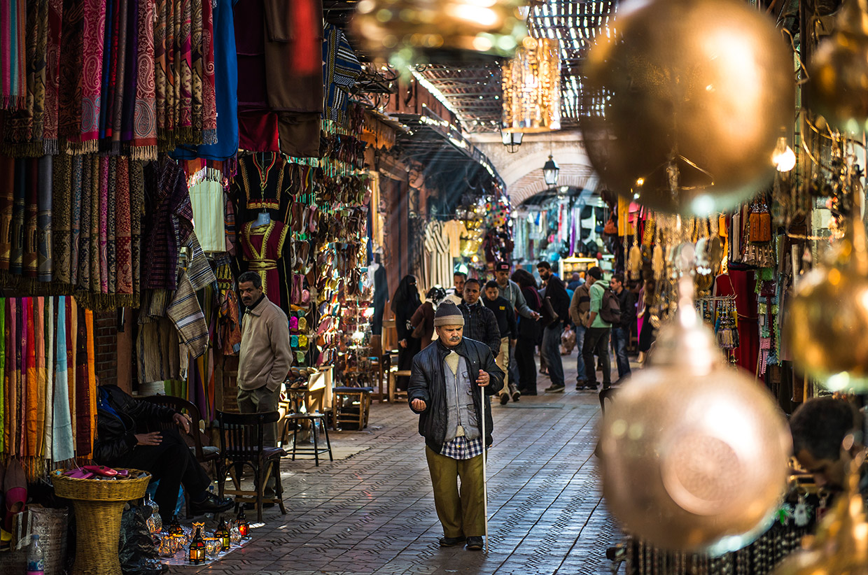Morocco Copyright Dan Wildey