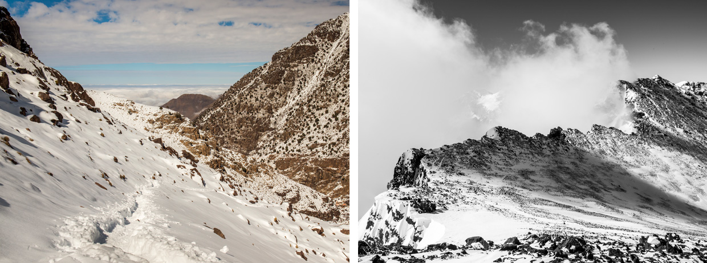 Mountains in Morocco Copyright Dan Wildey