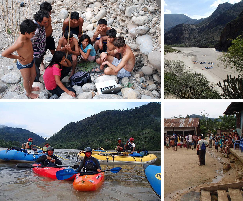 Rio Maranon Peru