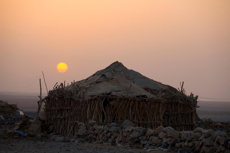 The Danakil Depression - Photo by Ryan Salm
