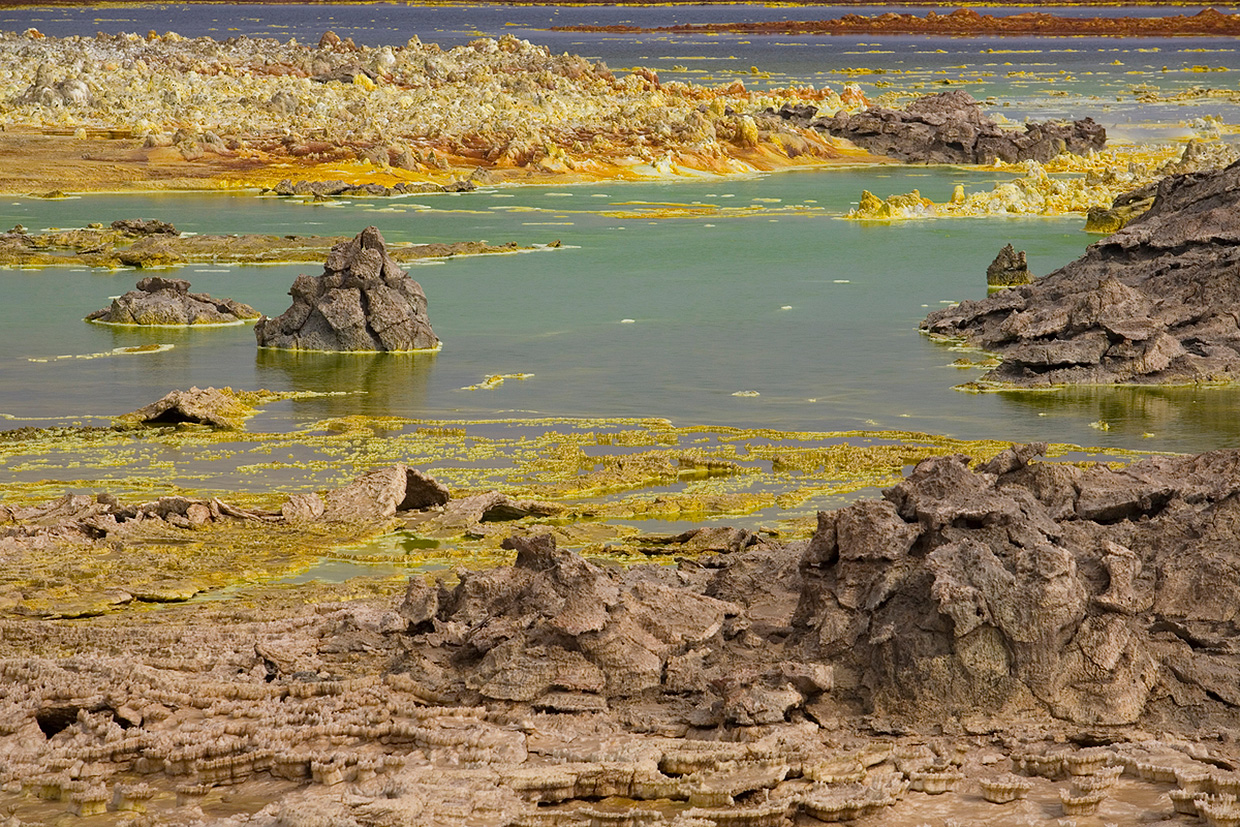 The Danakil Depression - Photo by Ryan Salm