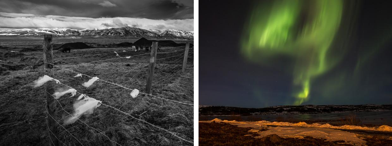 Northern Lights - Photo © Nadir Khan