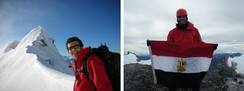 Omar Samra 7 Summits