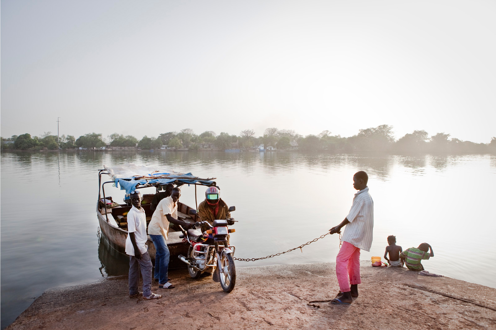 River Gambia - Photo by Jason Florio