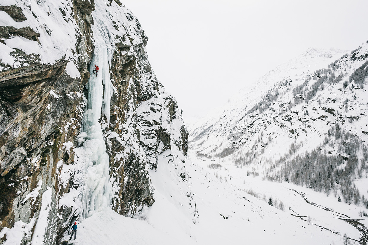 Velocity – An Ice Climbing Film by Arc'teryx