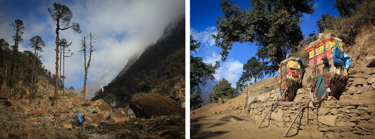 The Great Himalaya Trail | Photos by Steve Behaeghel