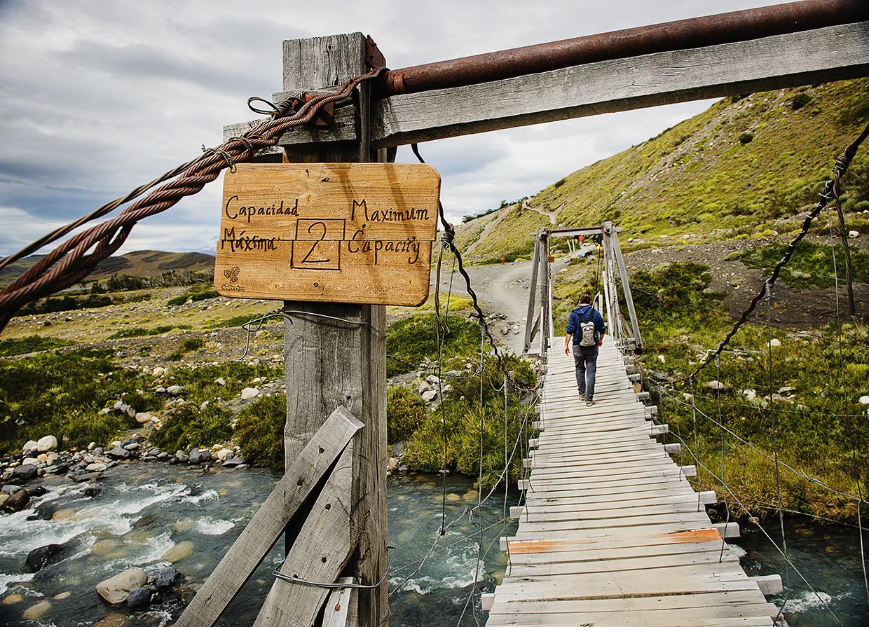 The W Trek – Patagonia