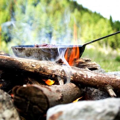 Alpine Adventures – Wild Cooking