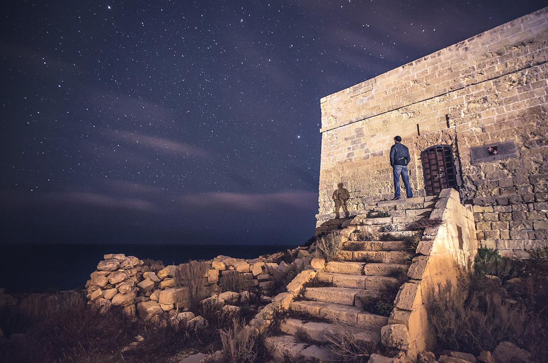 A Mountainbike Adventure: Malta. Photo by Chris Davies