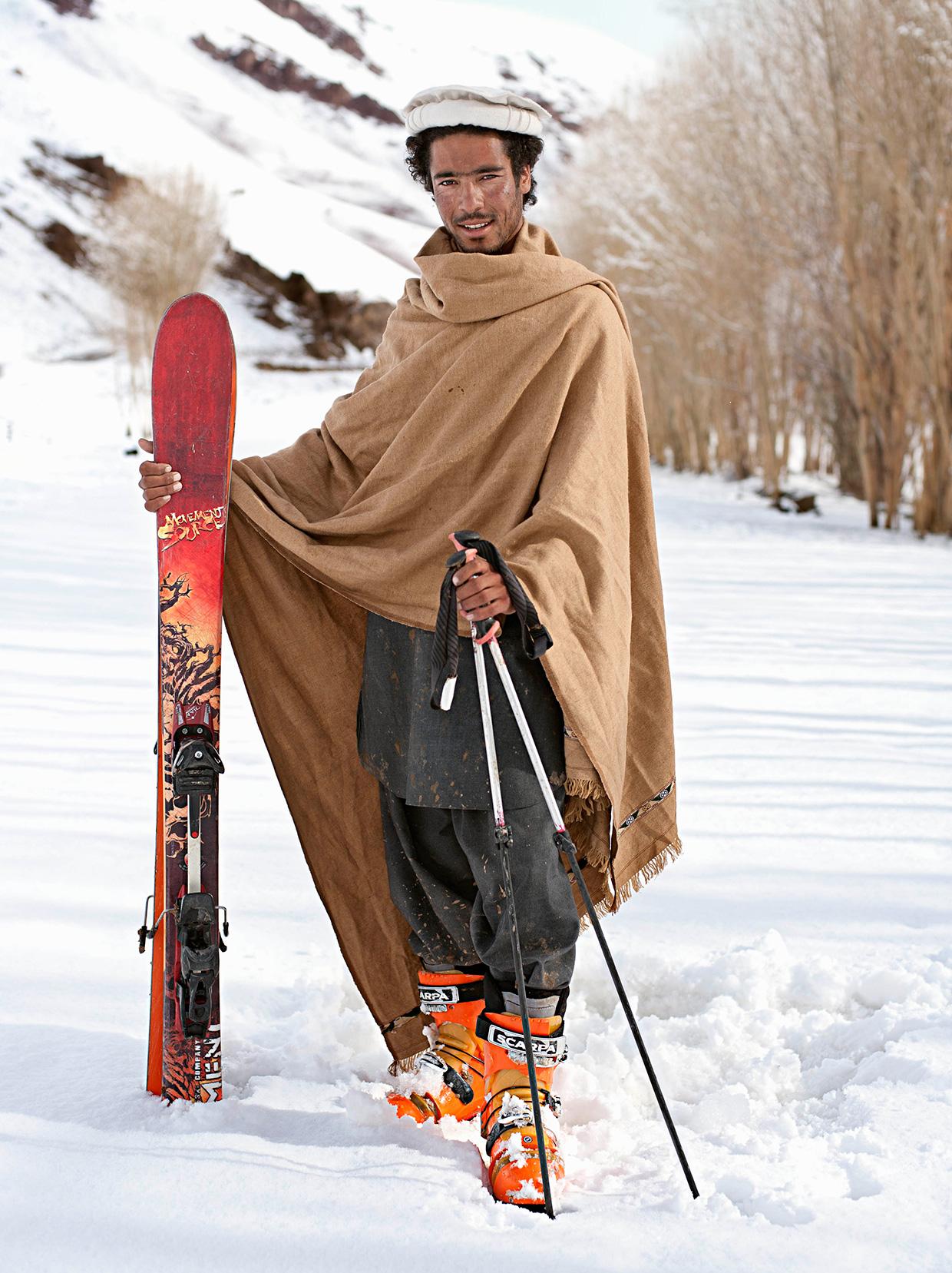 Ski Afghanistan - Ali Shah Farhang