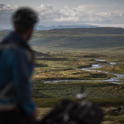 Fatbiking Packraft Adventures in Hardangervidda