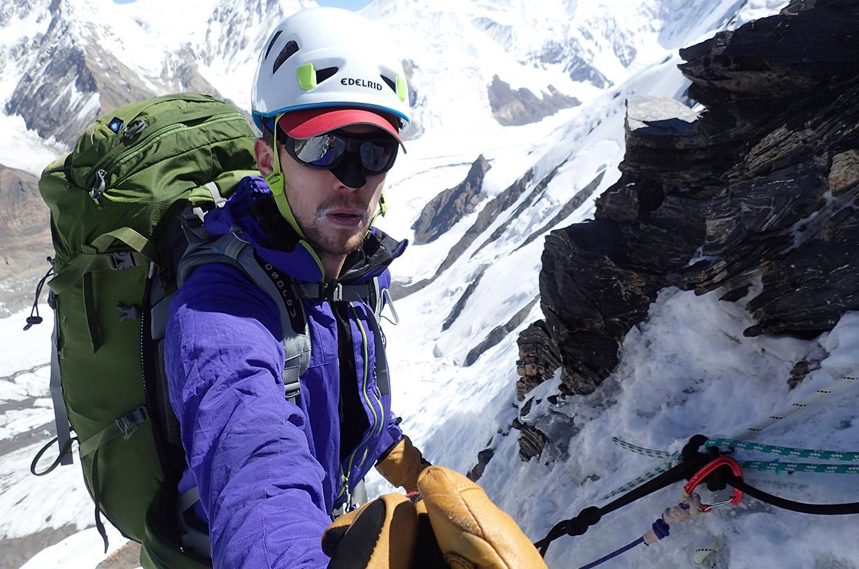 Khan Tengri Solo Expedition - Ed Farrelly