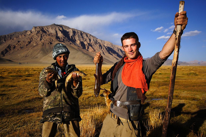 Orozbek The Hunter