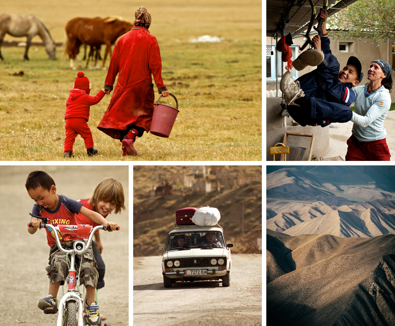 Tyndyk Kyrgyzstan Photo ©Franz Walter