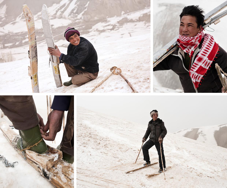 Ski Afghanistan - James Robertson
