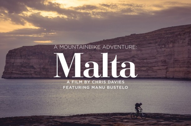 A Mountain Bike Adventure: Malta
