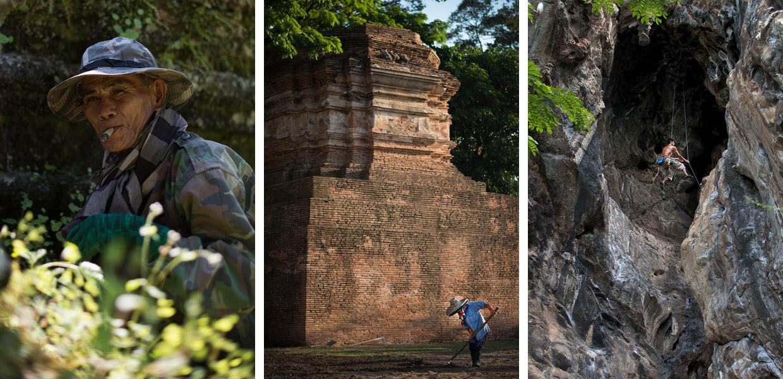Exploring Chiang Mai caves