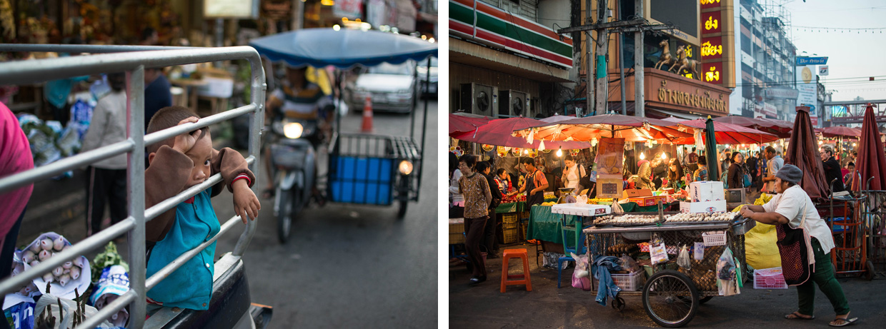 Jamie MacDonald explores Chiang Mai city