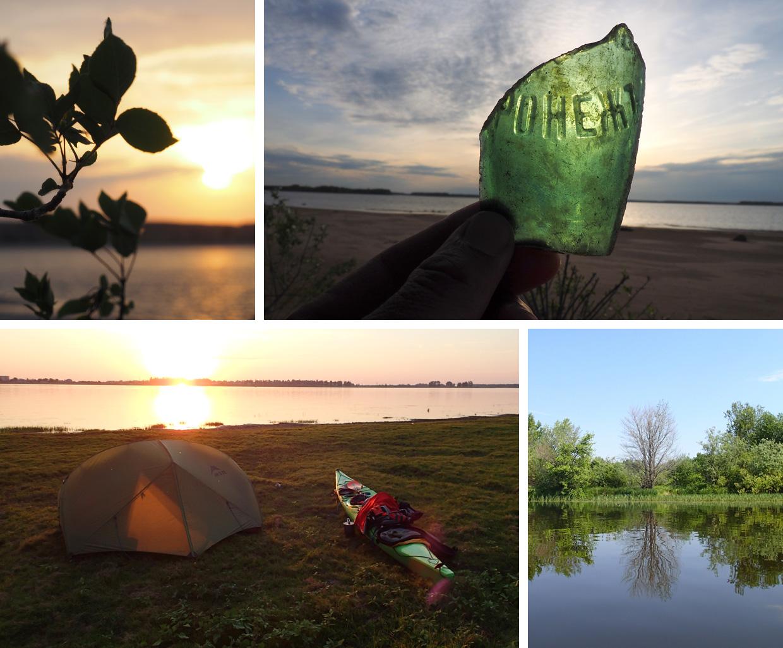The Volga River - Photo by Mark Kalch