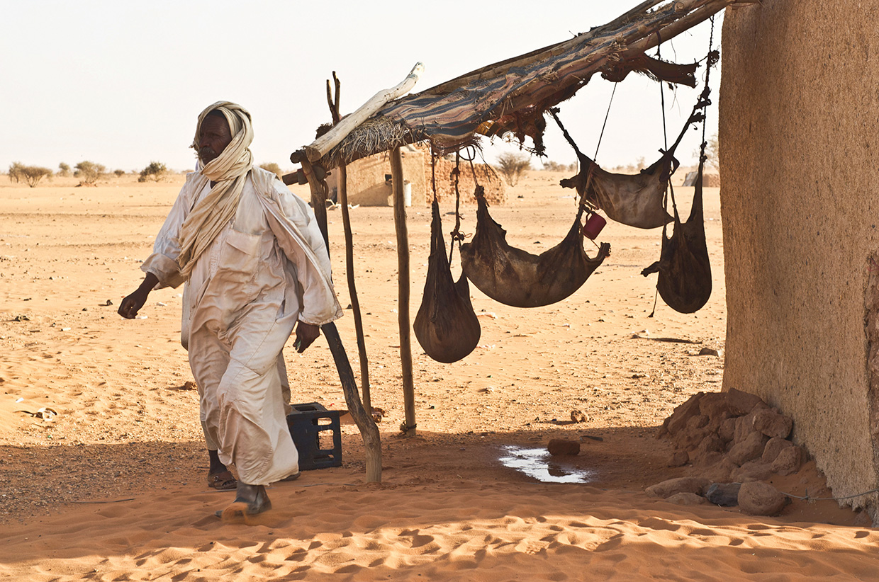 Sudan - The Nomadic Kitchen