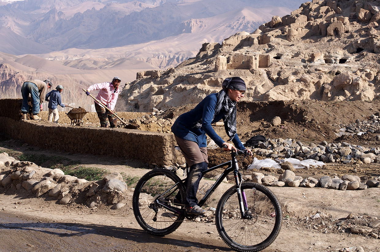 Shannon Galpin – Cycling in Afghanistan