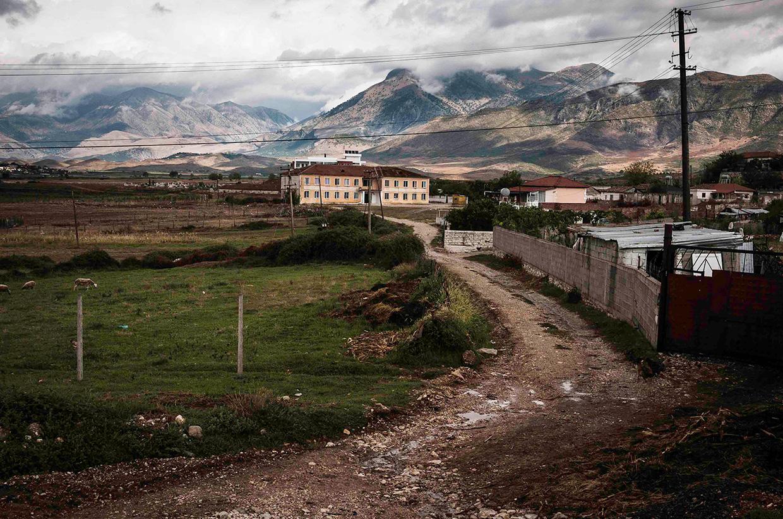 Sopoti mountain – Photo by Alastair Lomas