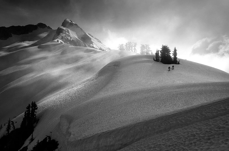 Blum to Watson Traverse (with N. Despair), North Cascades, Washington State, USA