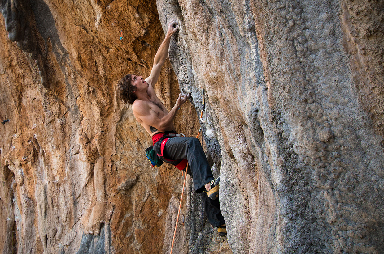 The Petzl Roctrip – Turkey. Photo by Liam Lonsdale