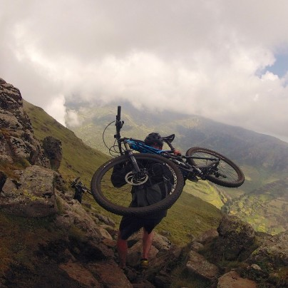 Mountain Biking The Ethiopian Highlands - Tracey Croke