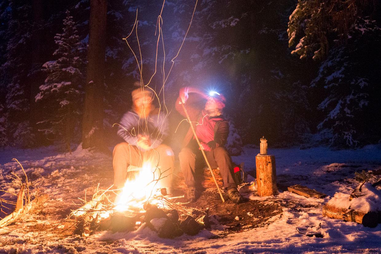 Megamoon Campfire