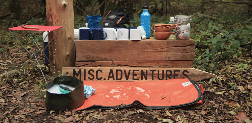 Miscellaneous Adventures