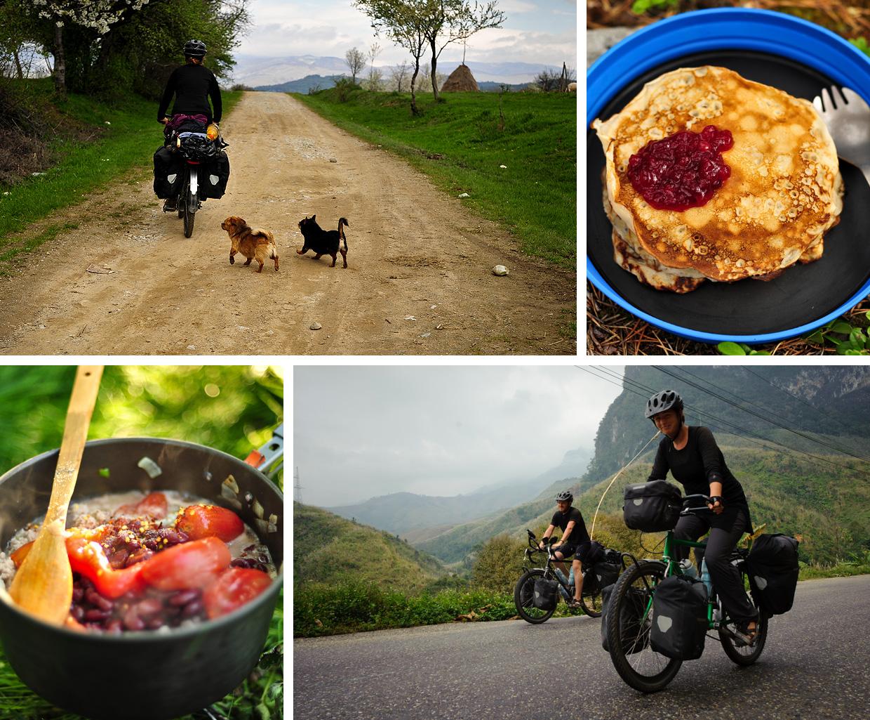 Bike Camp Cook by Tara Alan