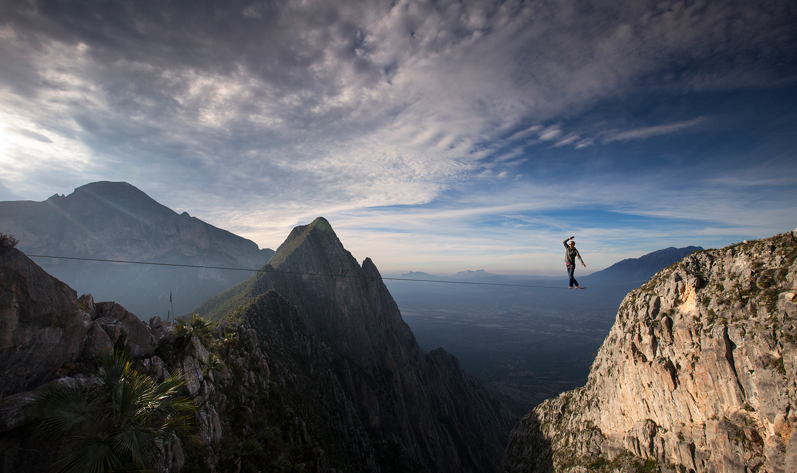 Mexico Highline – Photo by Justin Lewis
