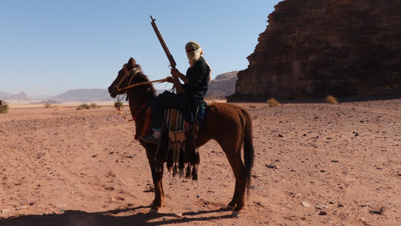 1 Bedouin gun 2