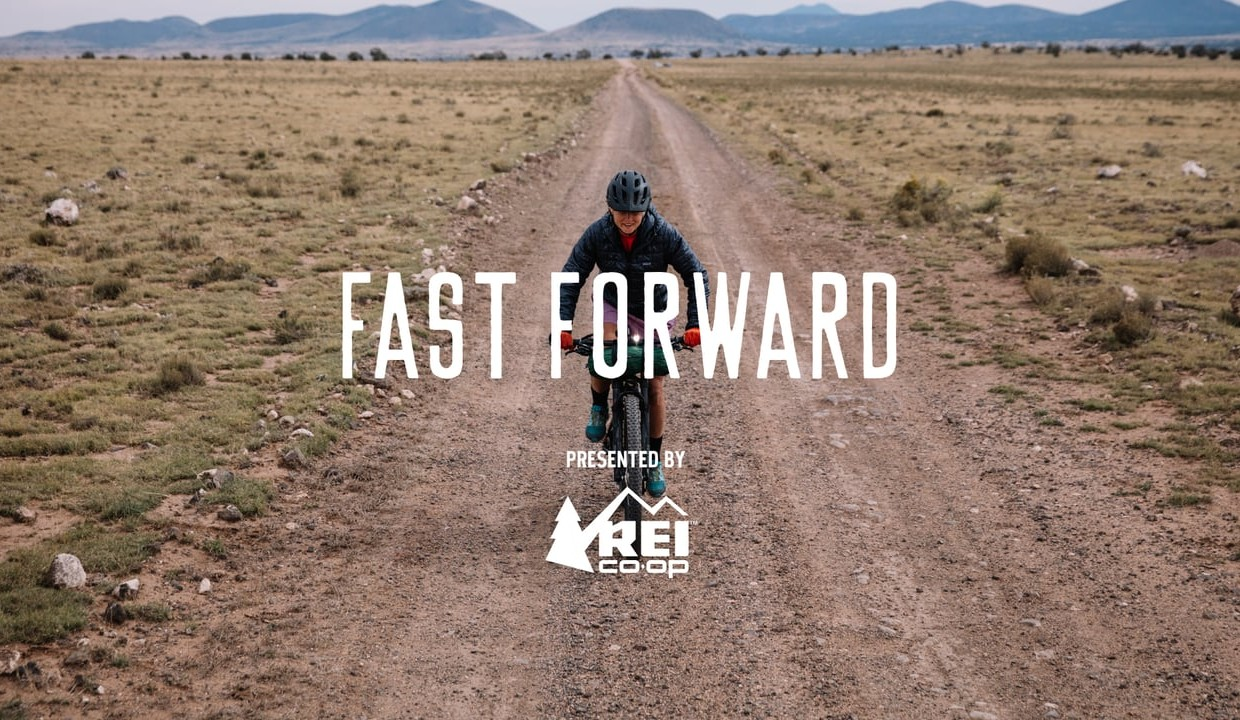 Fast Forward – 800 miles of singletrack by mountain bike
