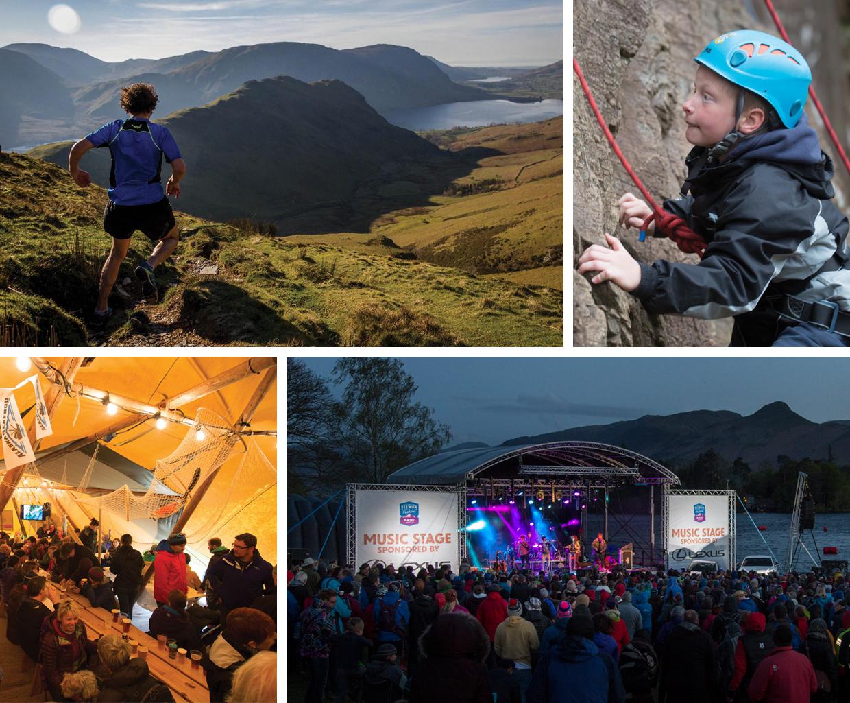 Keswick Mountain Festival line-up announced