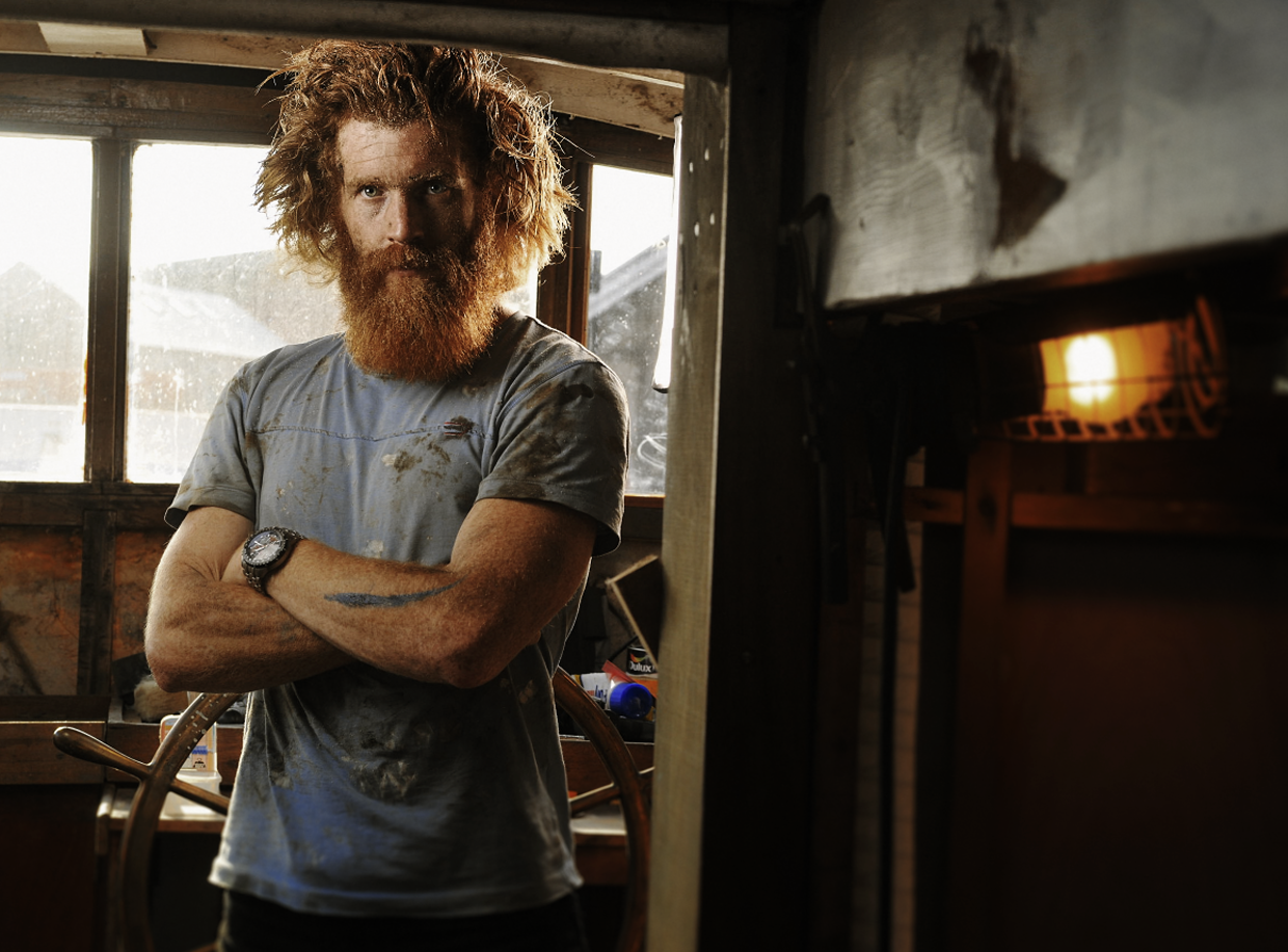 Sean Conway announces plans for British Ultra Triathlon